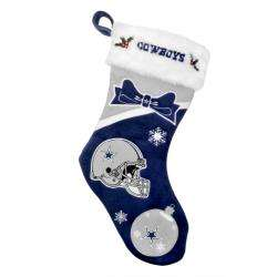 Dallas Cowboys Polyester Christmas Stocking