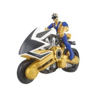 Power Ranger Samurai Power Rangers Samurai Disc Cycle