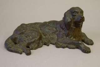 Brass Cat Casting Statue Sculpture Figure Figurine