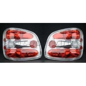 ALTEZZA TAIL LIGHT ford F150 PICKUP 97 00 F250 DUTY f 250