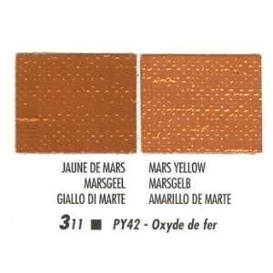 Blockx Artist Oil Color 200 ml Mars Yellow Arts, Crafts