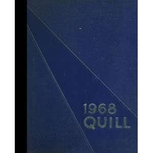 White Reprint) 1968 Yearbook Enid High School, Enid, Oklahoma Enid