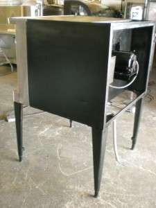 Electric Full Size Convection Oven w. Stand 208/220V 3 phase