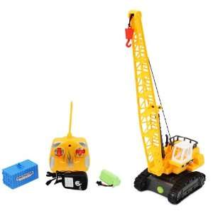 Electric 150 King Force Mobile Tractor Crane RTR RC
