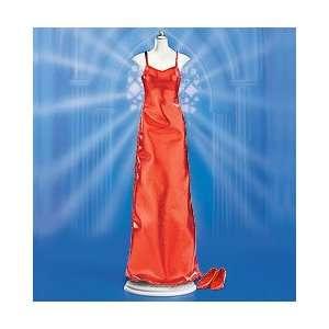Princess Diana Vinyl Portrait Doll   Red Dress Ensemble