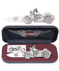Harley Davidson Fat Boy Motorcycle Knife