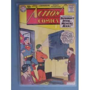 Action Comics (No. 272) DC Comics, Curt Swan (cover
