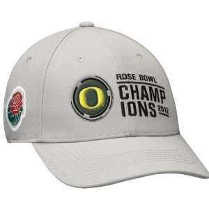Nike Oregon Ducks Mens 2012 Rose Bowl Champions Locker Room Hat