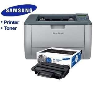 Samsung ML 2855ND Laser Printer, Black Toner Electronics