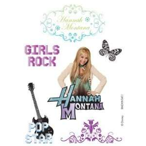 Hannah Montana Tattoos Toys & Games