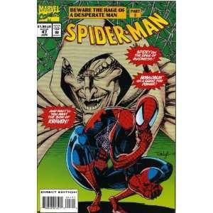 Spider Man #47 Comic Book