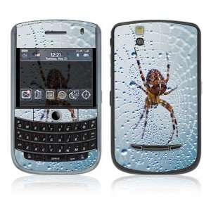 Dewy Spider Decorative Skin Cover Decal Sticker for Blackberry Tour