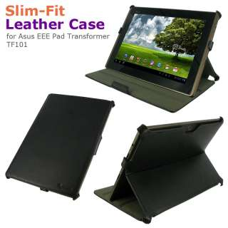 Folio Case Cover with Stand for Asus EEE Pad TF101 Transformer