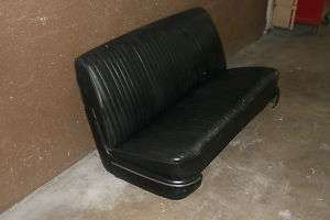 1957 Chevy Front Seat Complete Original 1955, 1956
