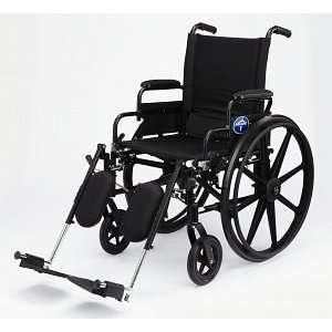 Medline, Mds806570, Wheelchair, K4, 22,Dla, S / A Foot   1/Ea