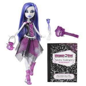 Monster High Spectra Von Hauntington Doll