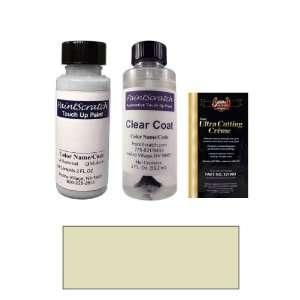 Oz. Velvet Silver Metallic Paint Bottle Kit for 2012 Mini Cooper (B31