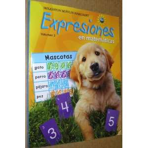 Math Expression Spanish (Math Expressions 2009   2012) (Spanish