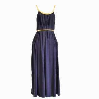 Straps Braces Skirt Women Long Summer Cocktail Dress E11Z