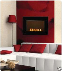 Napoleon EF39HD Wall Mount Electric Fireplace w/ Remote
