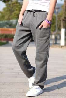 Fashion Sports Dance Trousers Fit Training Baggy Jogging Harem Pants