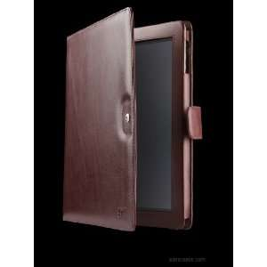 Sena Folio Classic Leather Case for Apple iPad 2, Brown