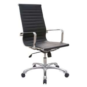 Leisure Group Seating Leather High Back Swivel   Eco