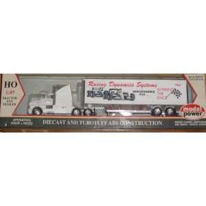 Racing Dynamics Tractor Box Trailer Toys & Games