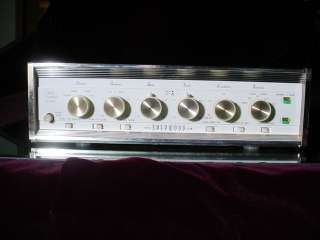 Very Nice Sherwood S5000II S 5000II Stereo Integrated 7868 Tube