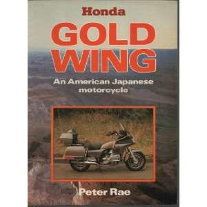 Honda Gold Wing (9780850455670) Peter Rae Books