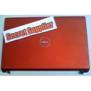 *B* DELL Studio 1555 LCD Back Cover Lid RED W397J