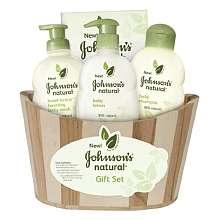 Johnson & Johnson Naturals Gift Set   Johnson & Johnson   BabiesRUs
