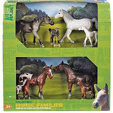 Animal Planet 3.5 Horse Families Playset   Toys R Us