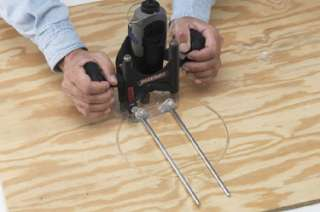 adapt dremel Rotary Tool to mini plunge router  893264000011