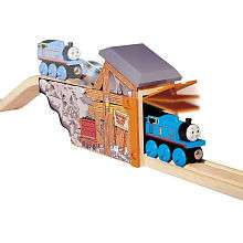 Thomas & Friends Wooden Railway Set   Quarry Mine Tunnel   Learning