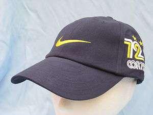 MENS NIKE CORTEZ COR72Z NAVY BLUE BASEBALL CAP CAPS HAT HATS UNISEX
