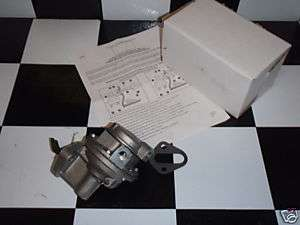 818383T, 861677T Mercruiser style Mechanical Fuel Pump