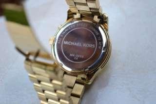 Michael Kors Gold Tone Womens Watch MK5055 #50