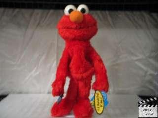 Elmo   Sesame Street body puppet; Applause NEW; hand sleeve with legs