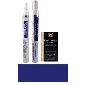 1/2 Oz. Deep Sapphire Blue Metallic Paint Pen Kit for 2002