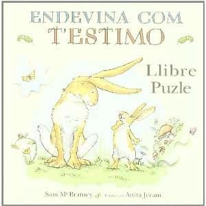 Adivina cuanto te quiero : libro puzzle (9788488342539