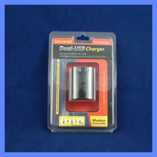 USB wall charger for iphone / ipod fit with Otter Box