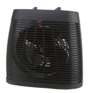 NEW Pelonis DHNF159BMB Fan Forced Electric Oscillating Portable Heater