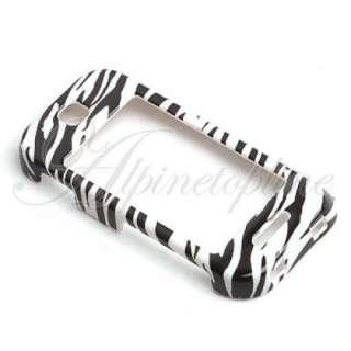 New Zebra Hard Case Cover for Samsung Glyde SCH U940