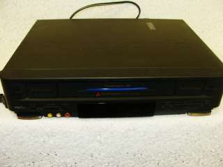 PANASONIC VHS RECORDER PLAYER PV 4361 FOR PARTS L@@K!