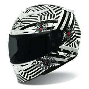Bell RS 1 Street Full Face Motorcycle Helmets Shattered