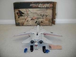 SKYSTRIKER XP 14F Fighter Jet 100% with Both Parachutes, ACE & Box k