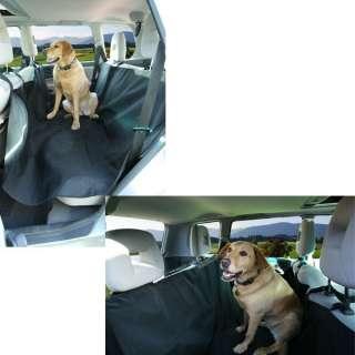 NEW HAMMOCK PET DOG CAT CAR SEAT COVER WATERPROOF REAR