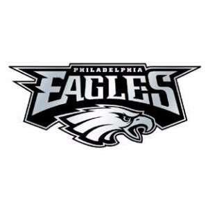 Philadelphia Eagles Silver Auto Emblem *SALE* Sports