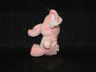 NANCO Care Bears Cousin Lots A Heart Elephant Plush Toy